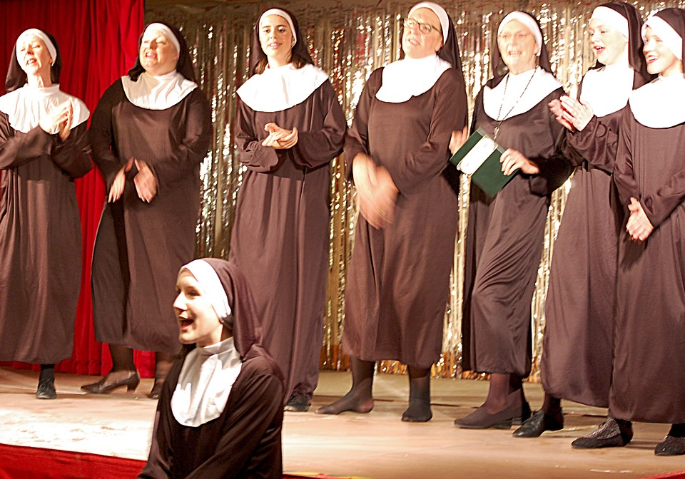Sister Act Happy Days